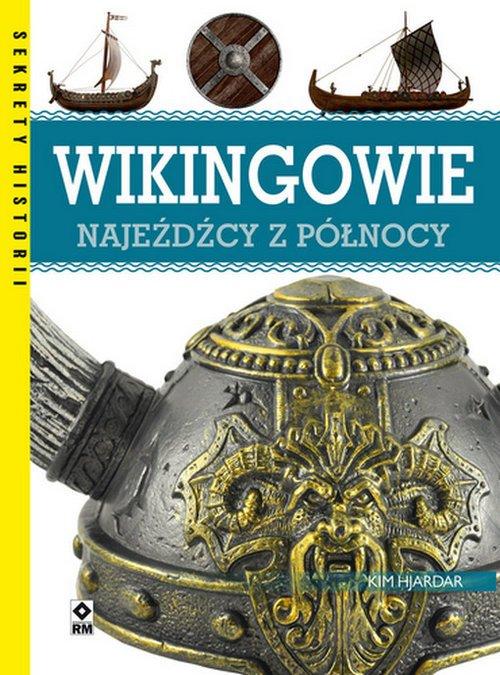 Wikingowie Najeźdźcy z Północy - okładka książki
