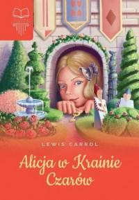 Alicja w Krainie Czarów - okładka podręcznika