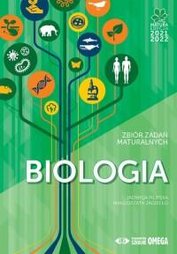 Biologia. Matura 2021/22. Zbiór - okładka podręcznika