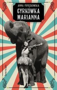 Cyrkówka Marianna - okładka książki