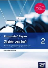Fizyka. LO 2. Zrozumieć fizykę. - okładka podręcznika