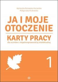 Ja i moje otoczenie cz. 1. Karty - okładka książki