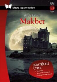 Makbet. Lektura z opracowaniem - okładka podręcznika