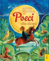 Poeci dla dzieci - okładka książki