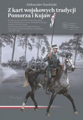 Z kart wojskowych tradycji Pomorza - okładka książki