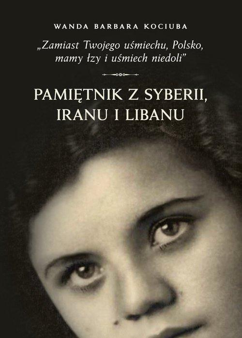 Zamiast Twojego uśmiechu Polsko, - okładka książki
