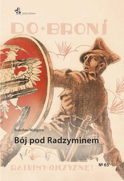 Bój pod Radzyminem - okładka książki