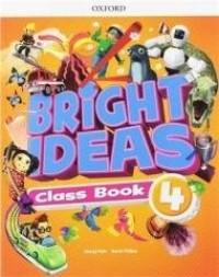 Bright Ideas 4 CB and app Pack - okładka podręcznika