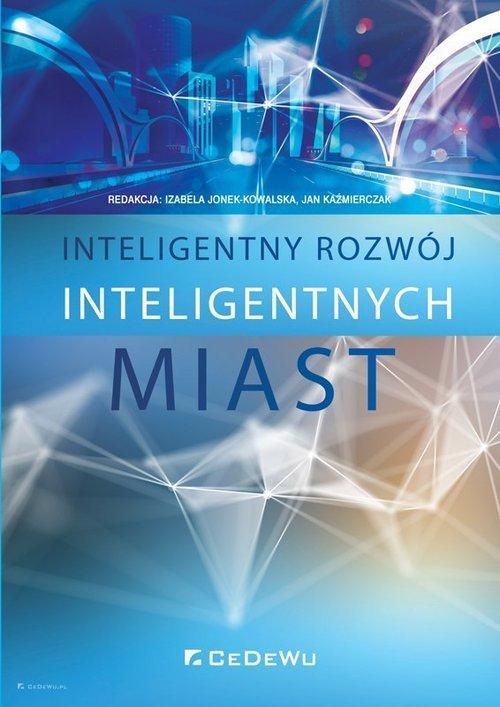 Inteligentny rozwój inteligentnych - okładka książki