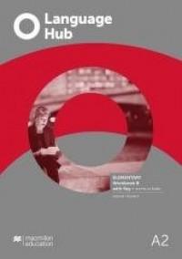 Language Hub Split ed. Elementary - okładka podręcznika