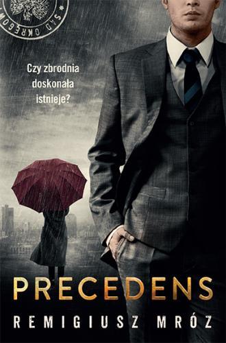 Precedens - okładka książki