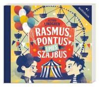 Rasmus, Pontus i pies Szajbus - pudełko audiobooku
