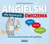 Angielski dla leniwych Ćwiczenia. - okładka podręcznika