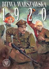 Bitwa Warszawska 1920 r. - okładka książki
