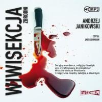 Wiwisekcja zbrodni (CD mp3) - pudełko audiobooku