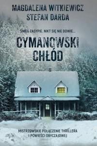 Cymanowski chłód - okładka książki