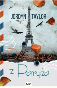 Dziewczyna z Paryża - okładka książki