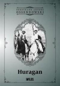 Huragan - okładka książki