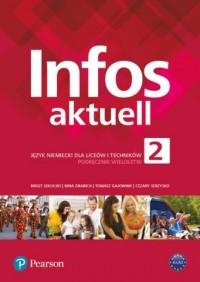 Infos Aktuell 2 KB + kod interaktywny - okładka podręcznika