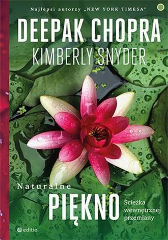 Naturalne piękno Ścieżka wewnętrznej - okładka książki