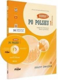Po Polsku 1 - zeszyt ćwiczeń w.2020 - okładka podręcznika