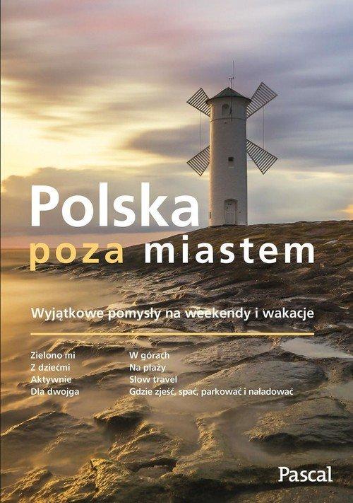 Polska poza miastem - okładka książki