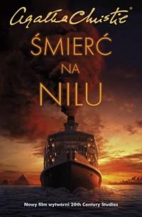Śmierć na Nilu (okładka filmowa) - okładka książki
