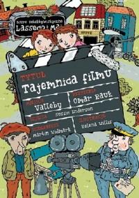 Tajemnica filmu - okładka książki