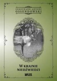W krainie niedźwiedzi - okładka książki