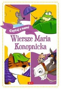 Wiersze. Maria Konopnicka - okładka książki