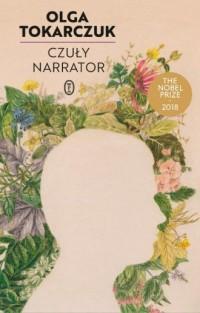 Czuły narrator - okładka książki