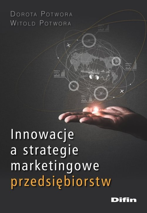 Innowacje a strategie marketingowe - okładka książki