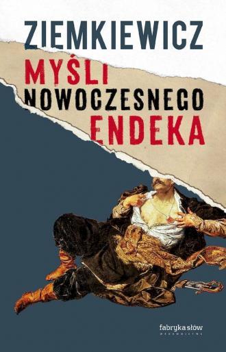 Myśli nowoczesnego endeka - okładka książki