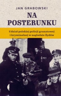 Na posterunku. Udział polskiej - okładka książki