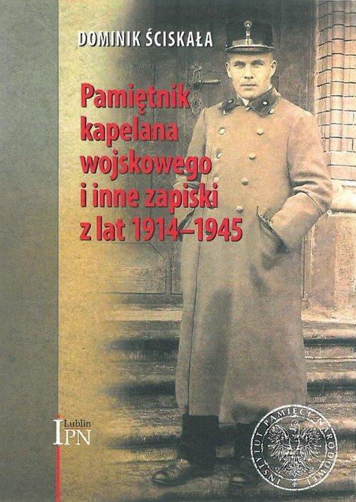 Pamiętnik kapelana wojskowego i - okładka książki