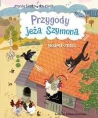 Przygody jeża Szymona. Jesień-Zima - okładka książki
