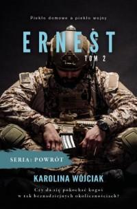 Seria Powrót. Tom 2. Ernest - okładka książki