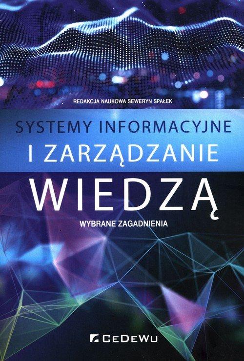 Systemy informacyjne i zarządzanie - okładka książki