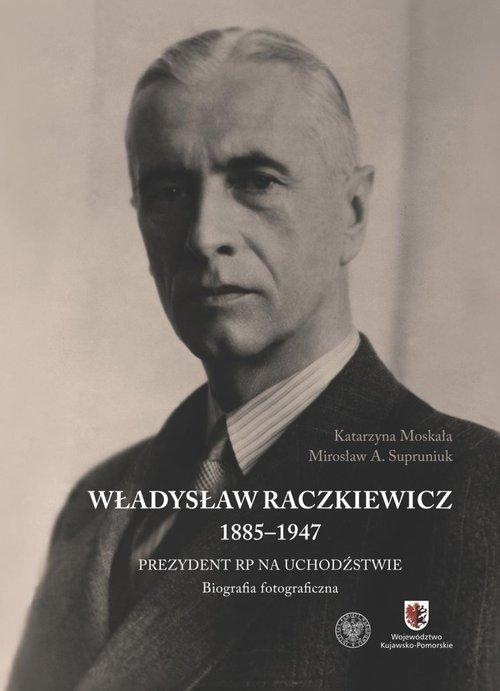Władysław Raczkiewicz (1885-1947). - okładka książki