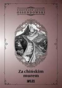 Za chińskim murem - okładka książki