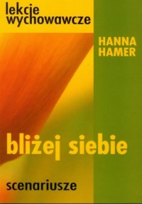 Bliżej siebie - okładka książki
