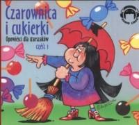 Czarownica i cukierki. Opowieści - pudełko audiobooku