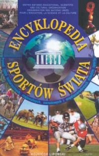 Encyklopedia sportów świata (wersja ang.) - okładka książki