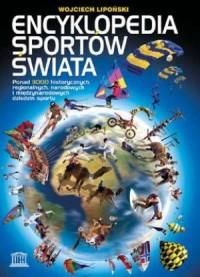 Encyklopedia sportów świata - okładka książki