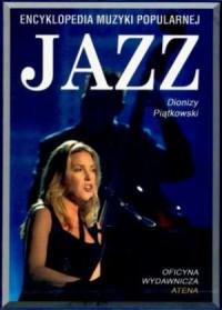 Jazz. Encyklopedia muzyki popularnej - okładka książki
