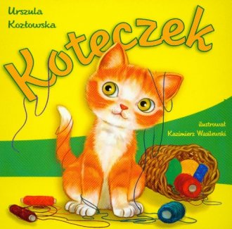 Koteczek - okładka książki