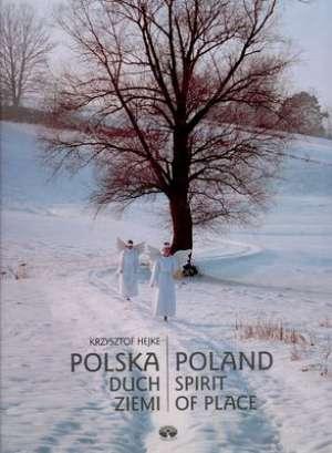 Polska. Duch ziemi (wersja ang.-pol.) - okładka książki