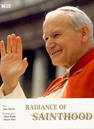 Promieniowanie świętości (wersja - okładka książki