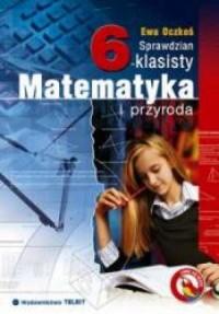 Sprawdzian szóstoklasisty. Matematyka i przyroda - okładka podręcznika