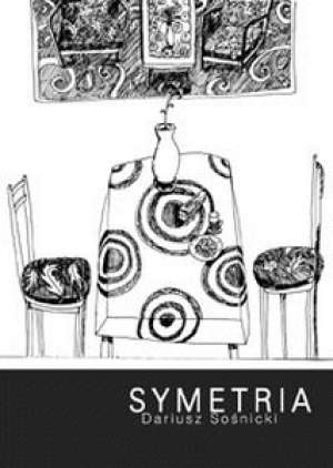 Symetria - okładka książki